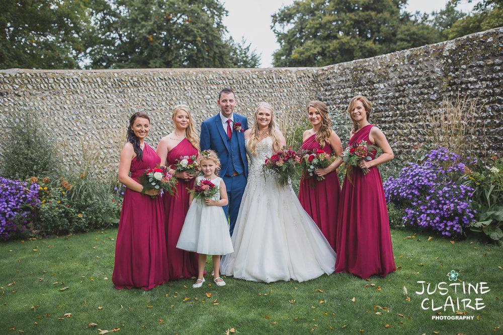 wedding photographer at Cissbury barn Findon Barn Venue Sussex reportage-55.jpg