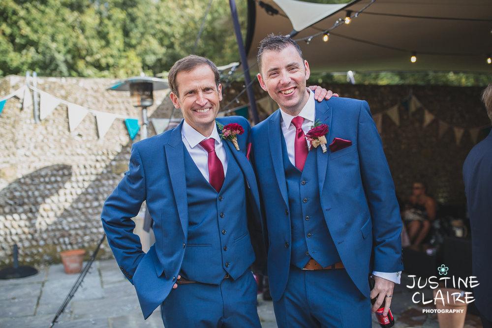 wedding photographer at Cissbury barn Findon Barn Venue Sussex reportage-78.jpg