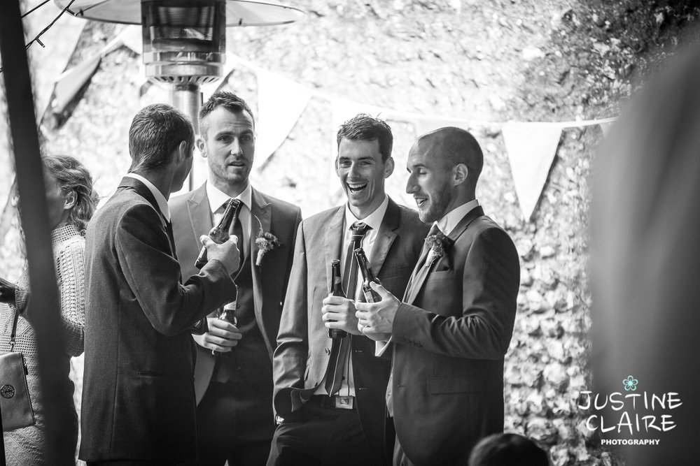 wedding photographer at Cissbury barn Findon Barn Venue Sussex reportage-81.jpg