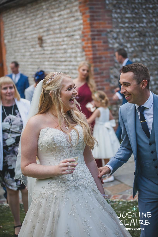 wedding photographer at Cissbury barn Findon Barn Venue Sussex reportage-90.jpg