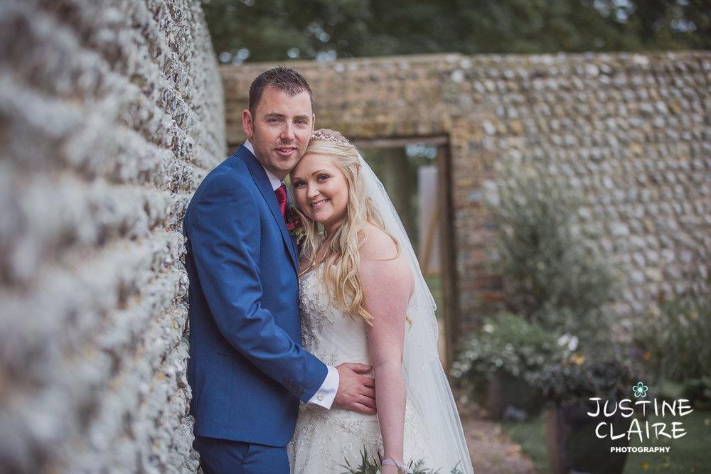 wedding photographer at Cissbury barn Findon Barn Venue Sussex reportage-111.jpg