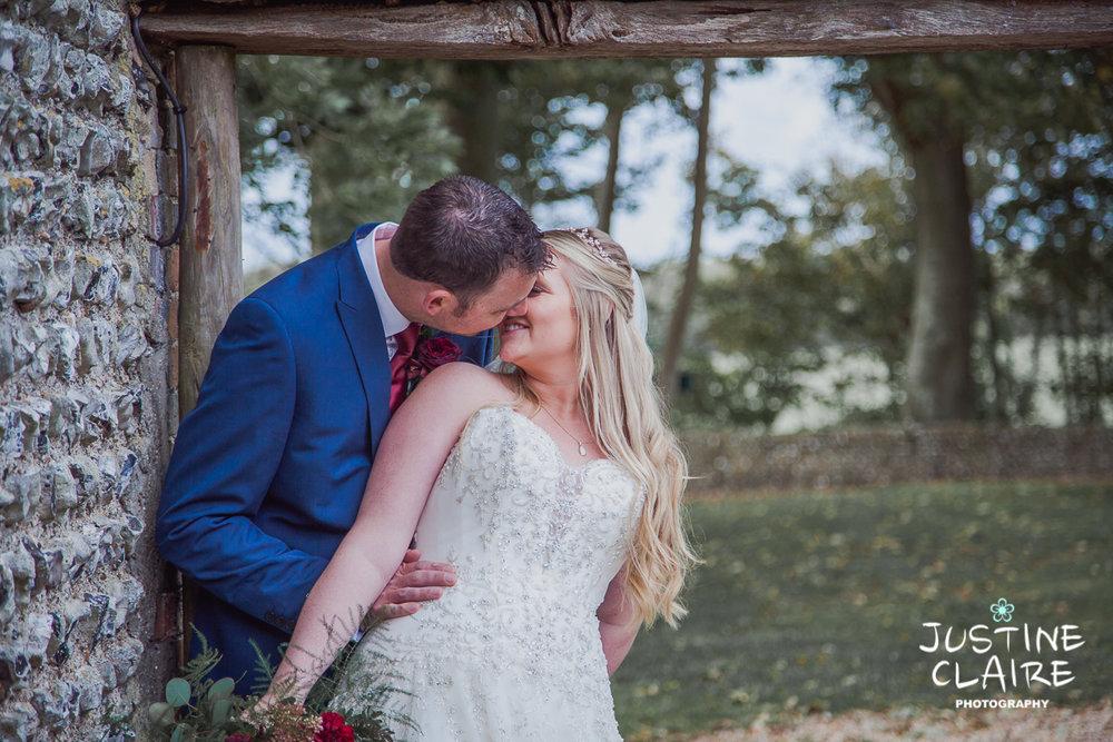 wedding photographer at Cissbury barn Findon Barn Venue Sussex reportage-114.jpg
