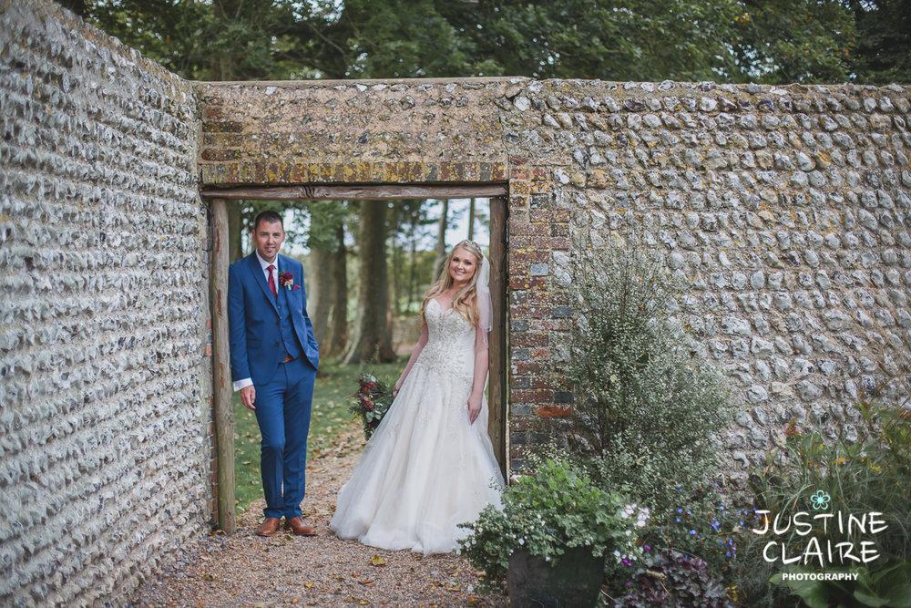 wedding photographer at Cissbury barn Findon Barn Venue Sussex reportage-115.jpg