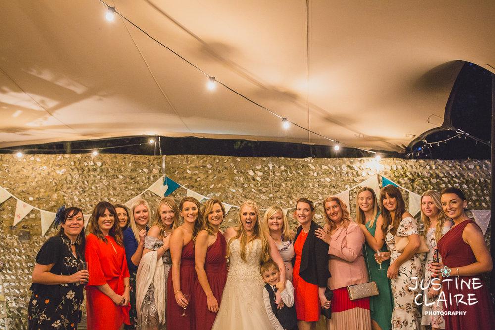 wedding photographer at Cissbury barn Findon Barn Venue Sussex reportage-134.jpg