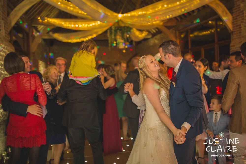 wedding photographer at Cissbury barn Findon Barn Venue Sussex reportage-140.jpg