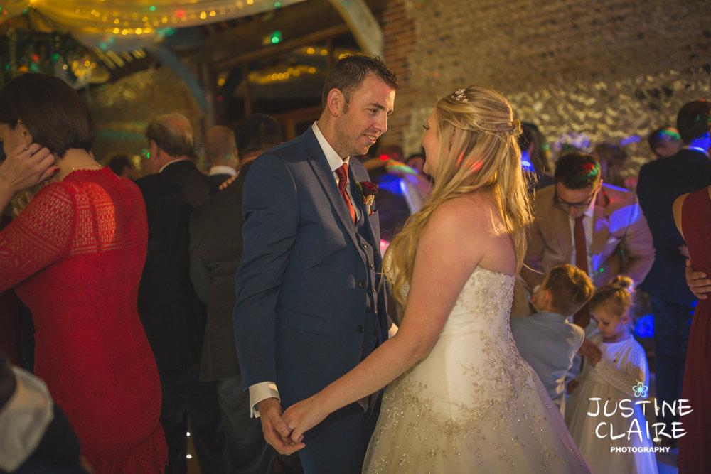 wedding photographer at Cissbury barn Findon Barn Venue Sussex reportage-143.jpg