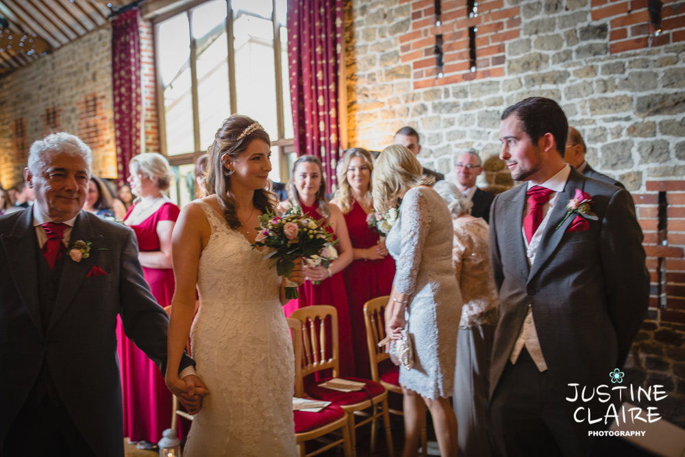 Wedding Photographer bartholomew barn Photography Sussex barn female reportage photographers-59.jpg