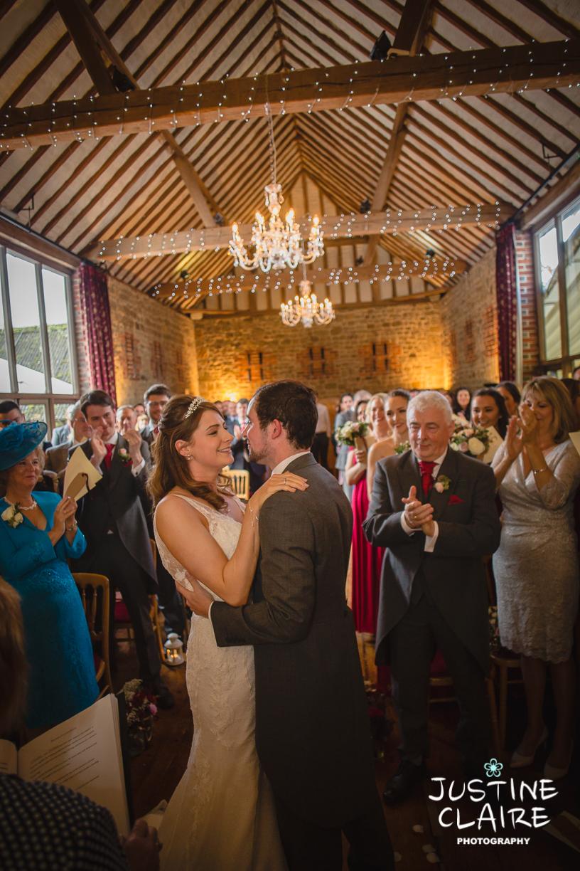 Wedding Photographer bartholomew barn Photography Sussex barn female reportage photographers-76.jpg
