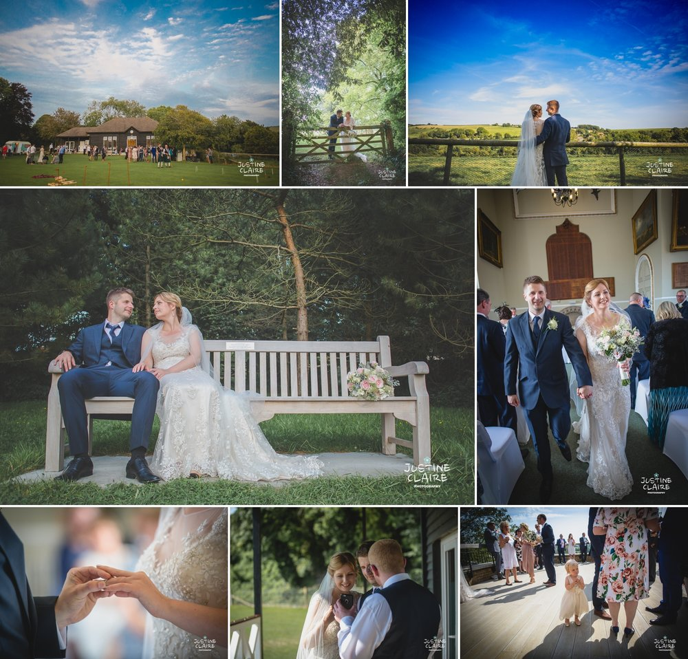 Arundel Wedding Photographer and Burpahm Cricket Ground.jpg