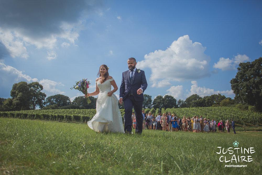 West sussex Photographers in Sussex Court Garden Farm Vineyard Barn Wedding Ditchling-76.jpg