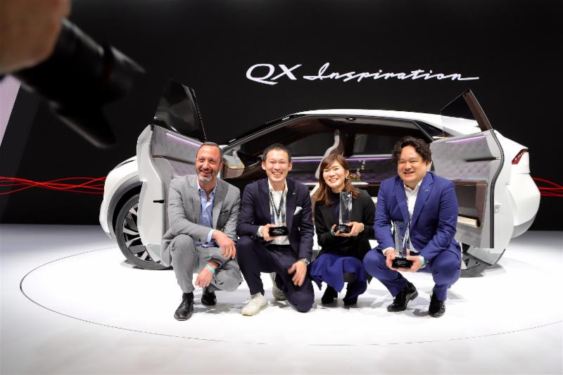 5f3020729 EyesOn Design Awards at the North American International Auto Show ...