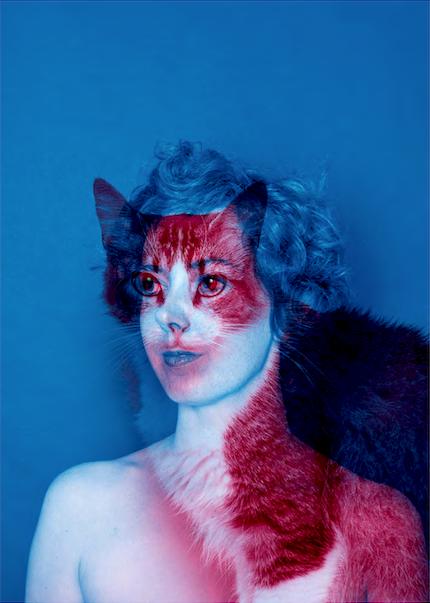 INSIDE, 2015 Série d'illustations pour la promotions des événements à Décal'Quai. Portraits numériques superposés.