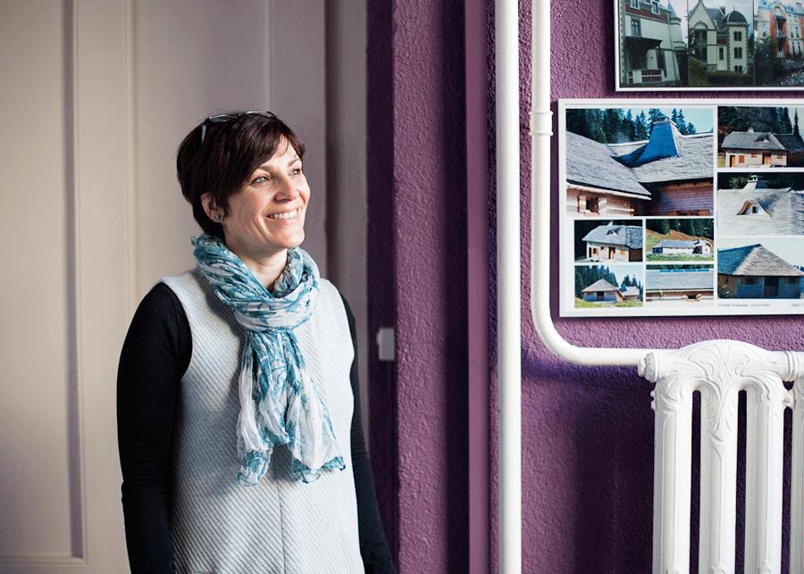Marielle Auberson  /Architecte