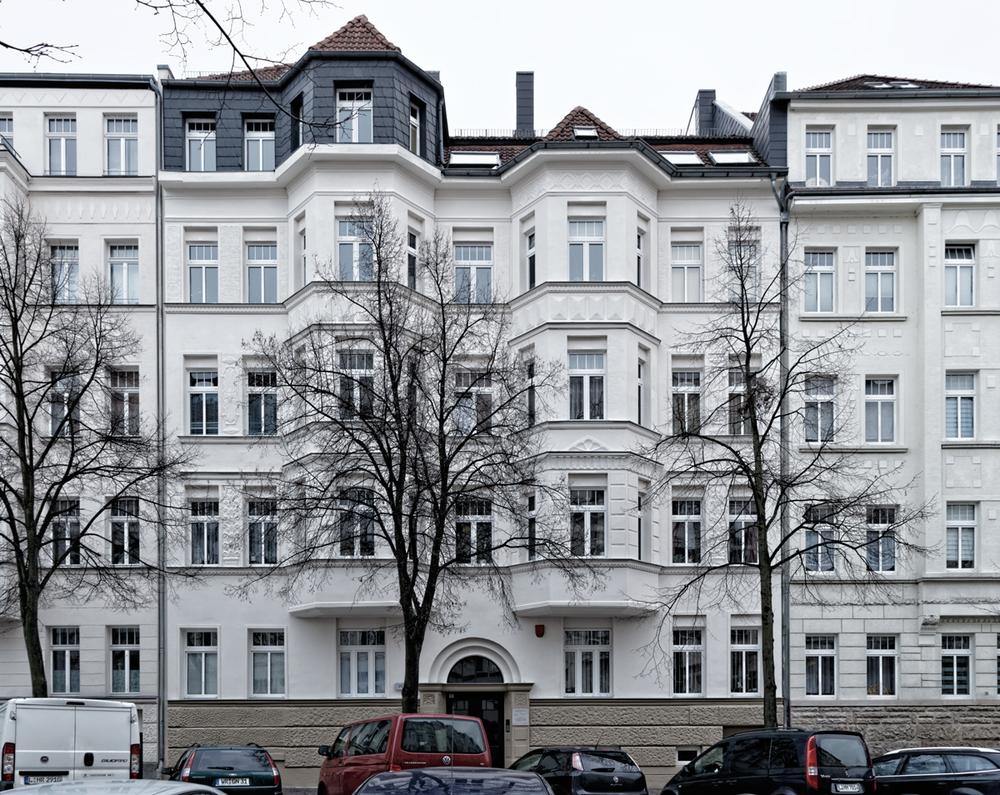 Praxis in der Heinrich Budde Str. 10 in Gohlis zu Leipzig