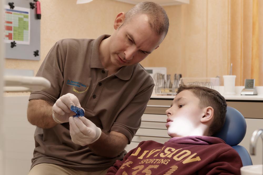 Kieferorthopädie für Kinder und Jugendliche