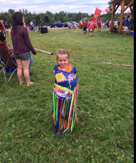 Pabineau Pow Wow photo submitted by Amanda Daigle-Louis