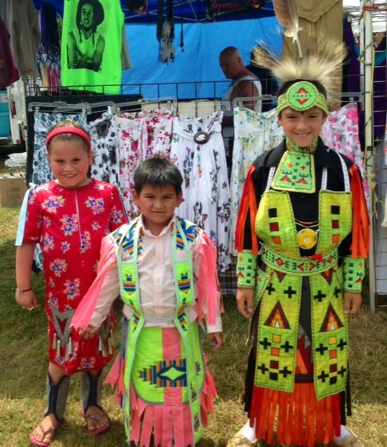 Eel Ground Pow Wow photo submitted by Ingrid Brooks