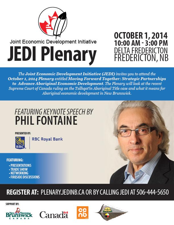 JEDI Plenary