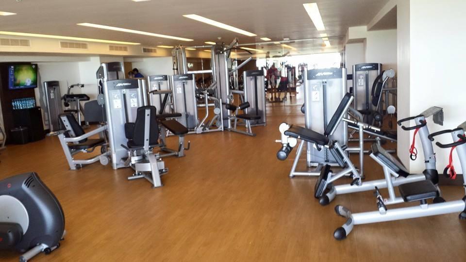 The Vault gym