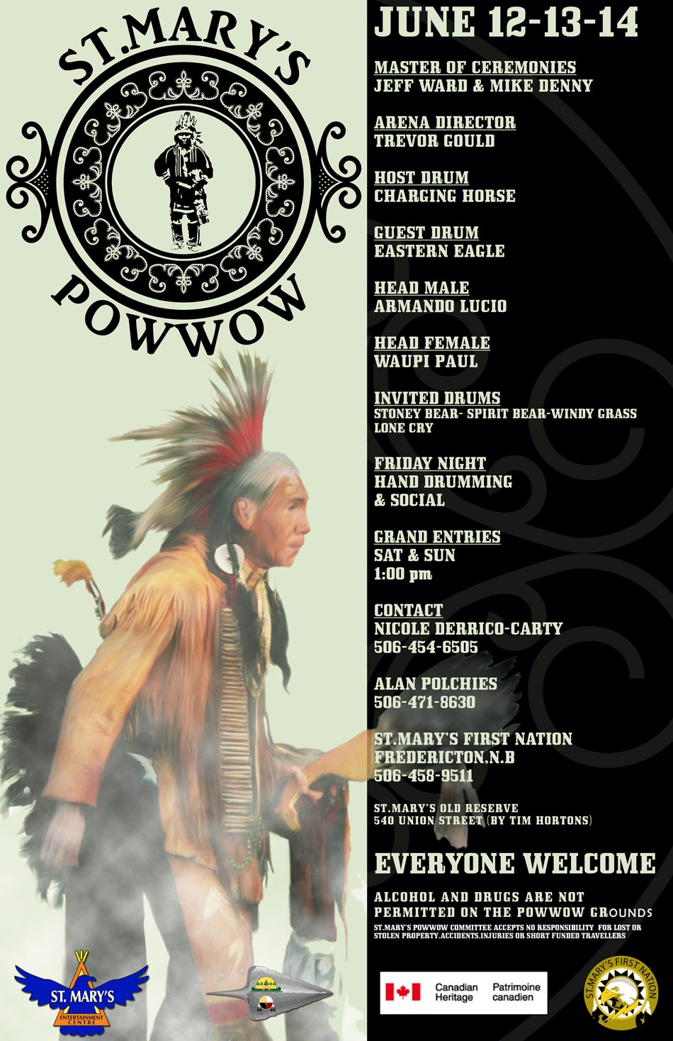 St Marys Pow Wow 2015