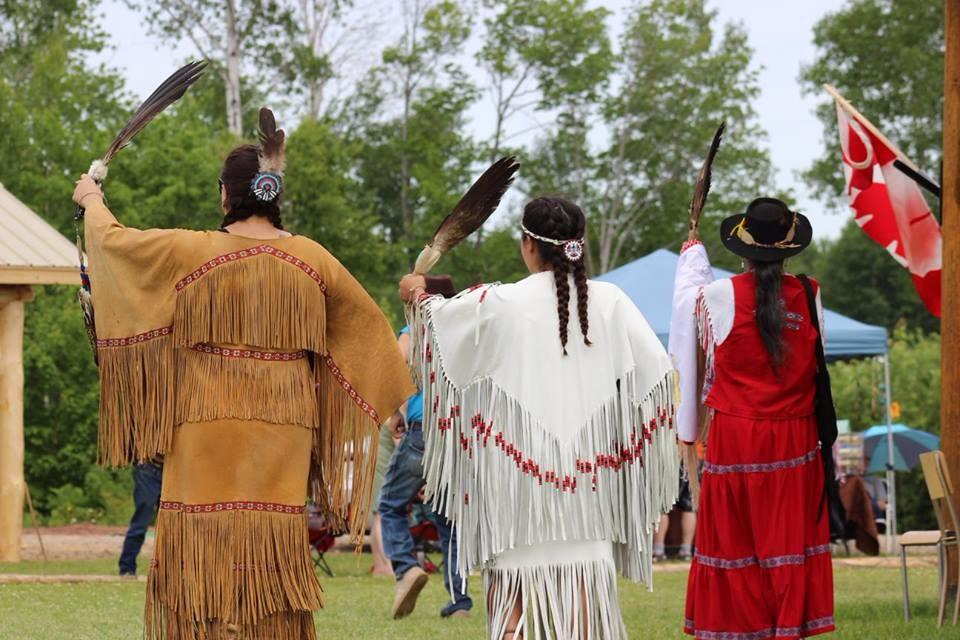 Pabineau Pow Wow Photo submitted by Marie Kryszko