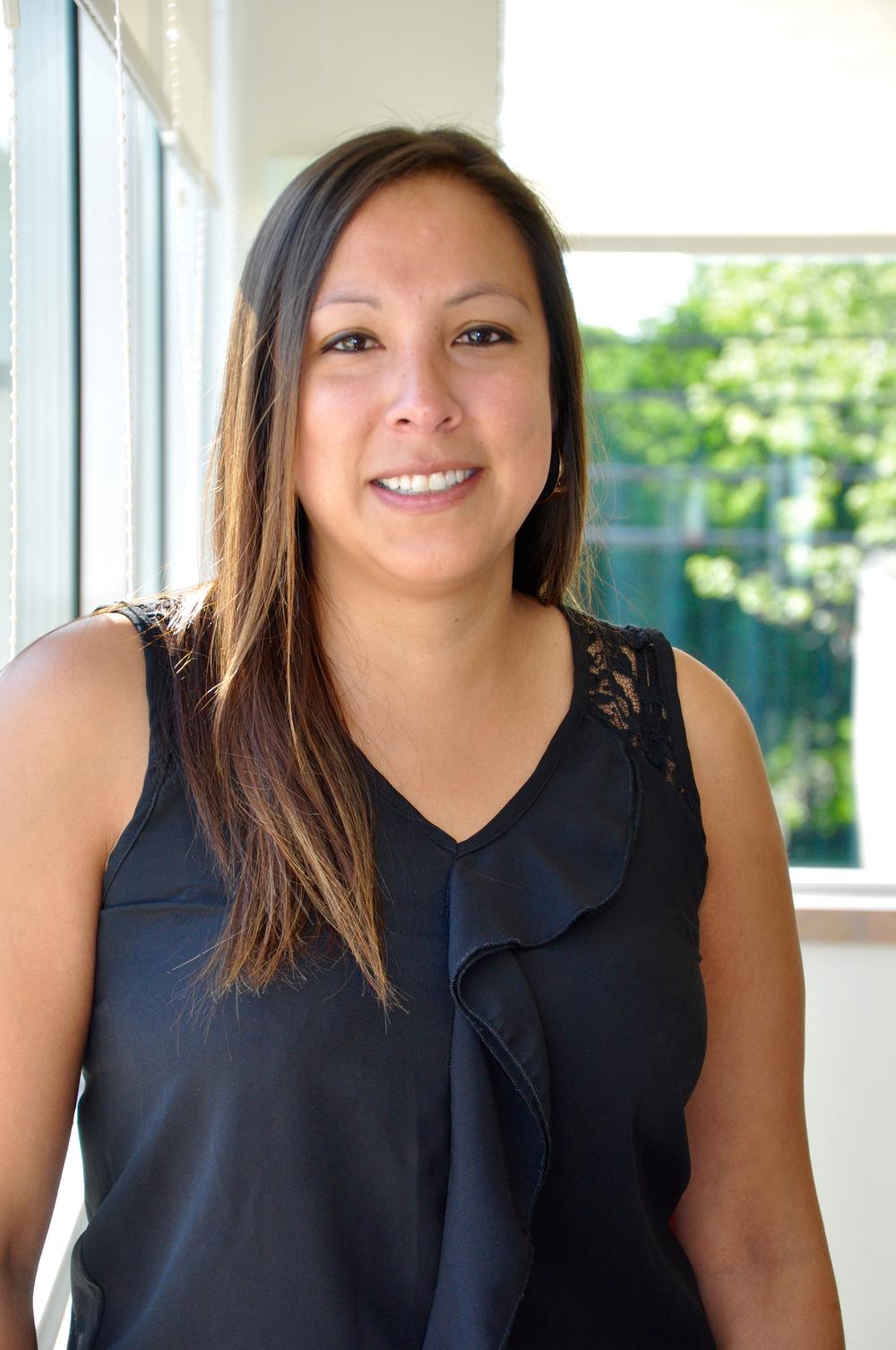 Cecelia Paul, Aboriginal Labour Market Initiative Assistant