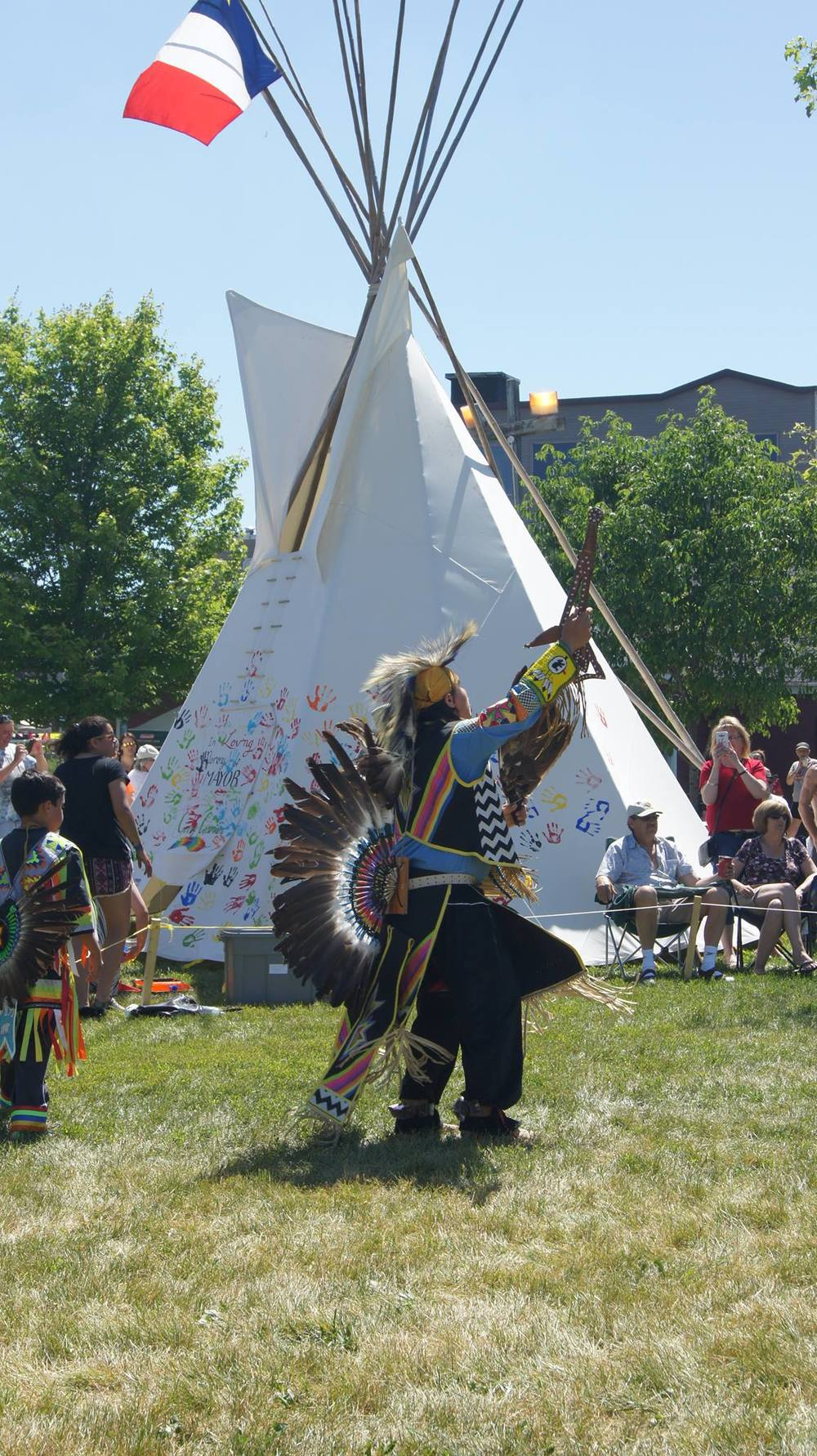AFN 2016 Fisherman's Pow Wow photo submitted by Joey Peter-Paul