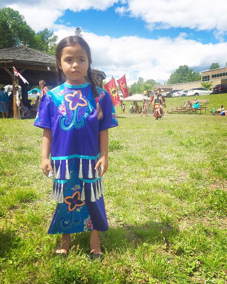 Metepenagiag First Nation Pow wow photo submitted by Christina Anderson
