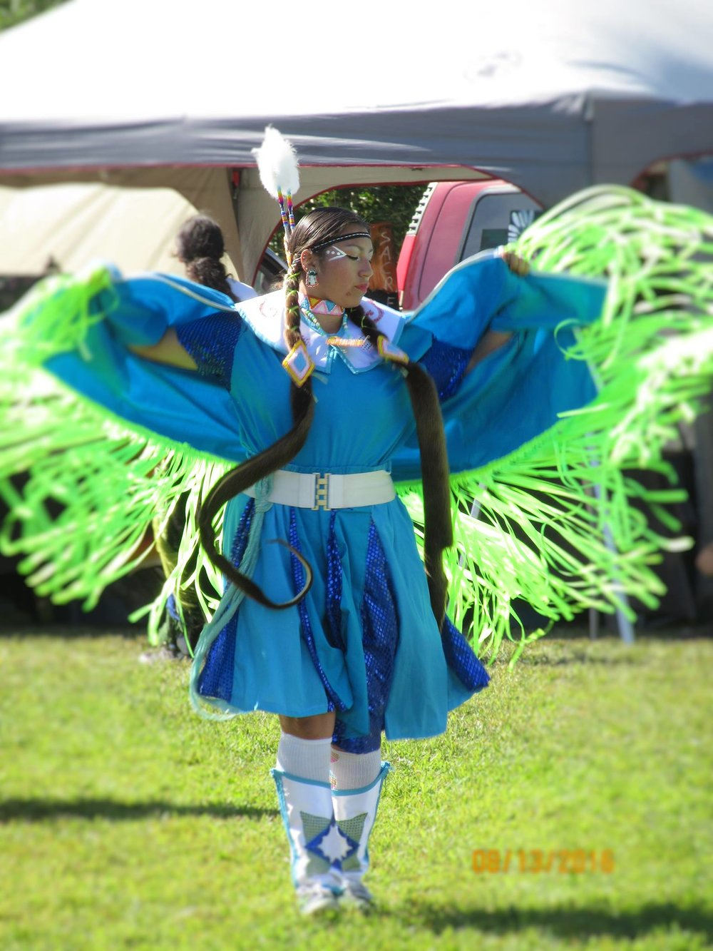 Eel River Bar Pow wow photo submitted by Wanda LaBillois
