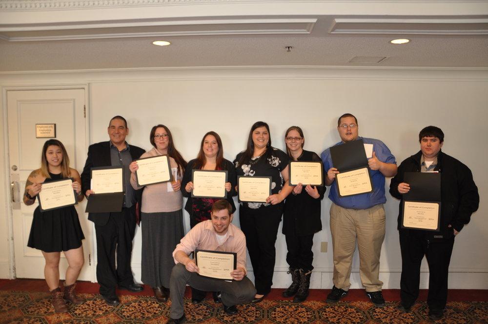 JEDI Software Tester Graduates