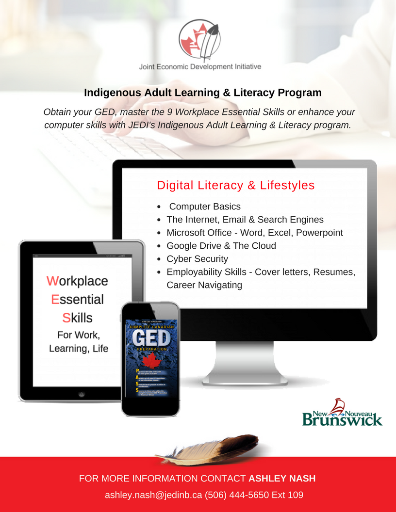 Indigenous Adult Learning and Literacy Program