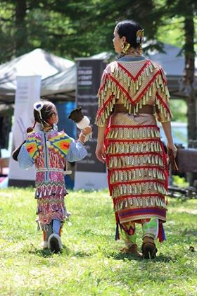 Tobique First Nation 2017 Pow Wow Photo submitted by Kyanna Lynn