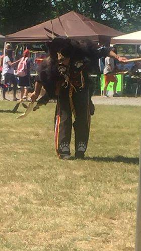 Oromocto First Nation 2017 Pow Wow Photo submitted by Gisele Davis