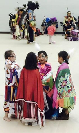 Esgenoopetitj First Nation 2017 Pow Wow Photo submitted by Candida Marie Paul