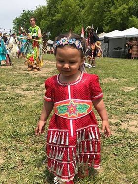 St. Mary's First Nation 2018 Pow Wow Photo submitted by Denise Julian