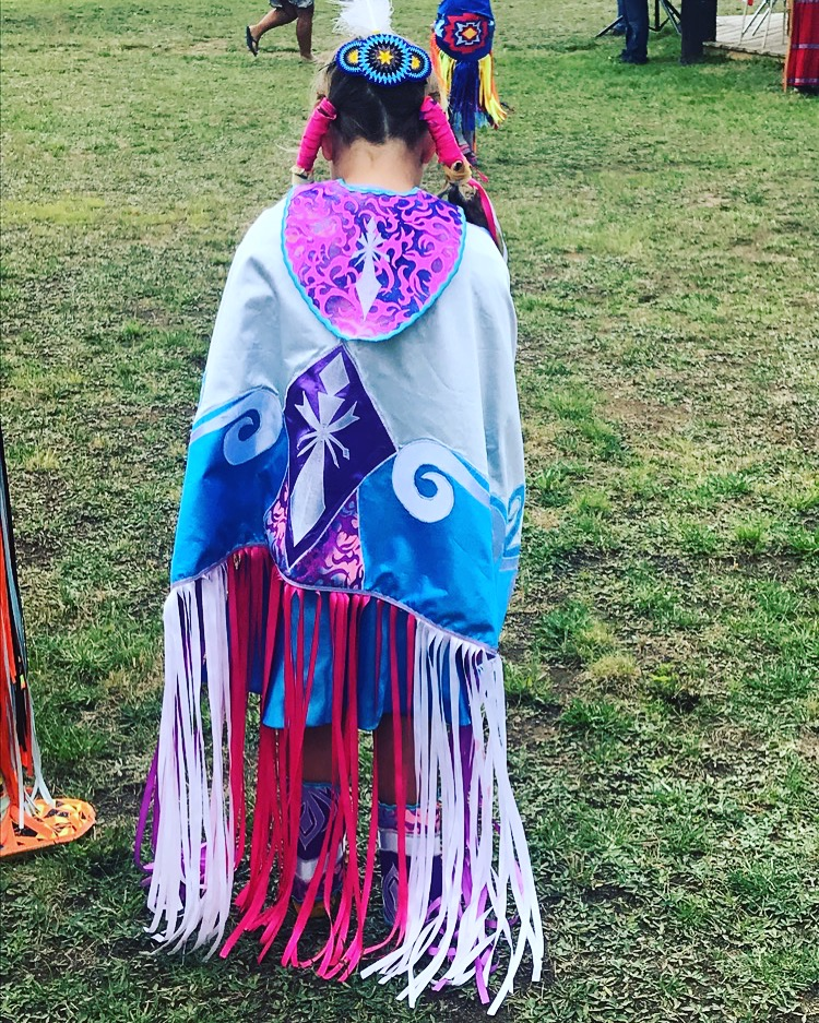 Metepenagiag First Nation 2018 Pow Wow photo submitted by Melinda Durelle