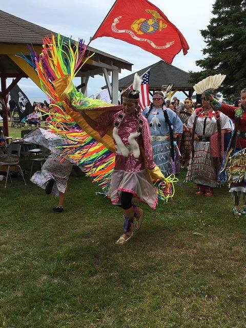 Esgenoopetitj First Nation 2018 Pow Wow photo submitted by Shelly Ann Robichaud
