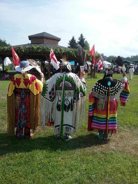 Eel River Bar First Nation 2018 Pow Wow photo submitted by Tawoma Martinez