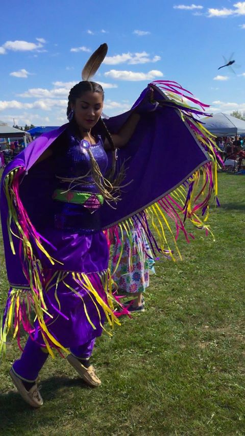 Elsipogtog First Nation 2018 Pow Wow photo submitted by Genevieve Mary Murphy