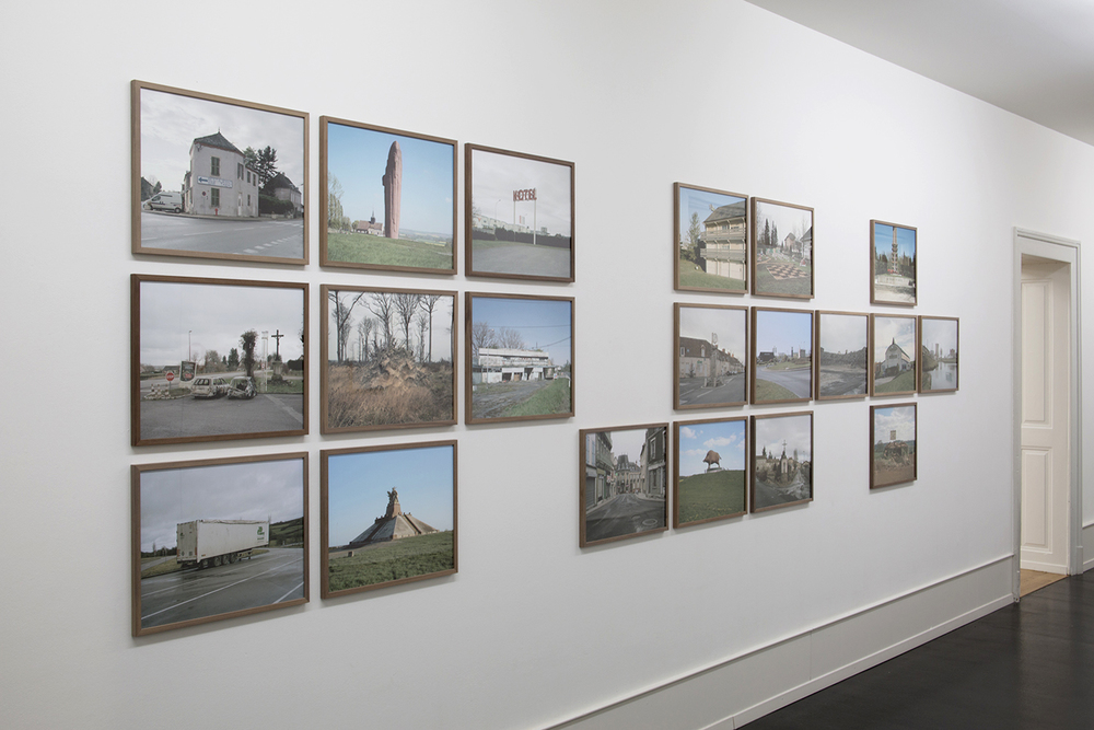 Vue d'exposition, Journées photographiques de Bienne, 2015