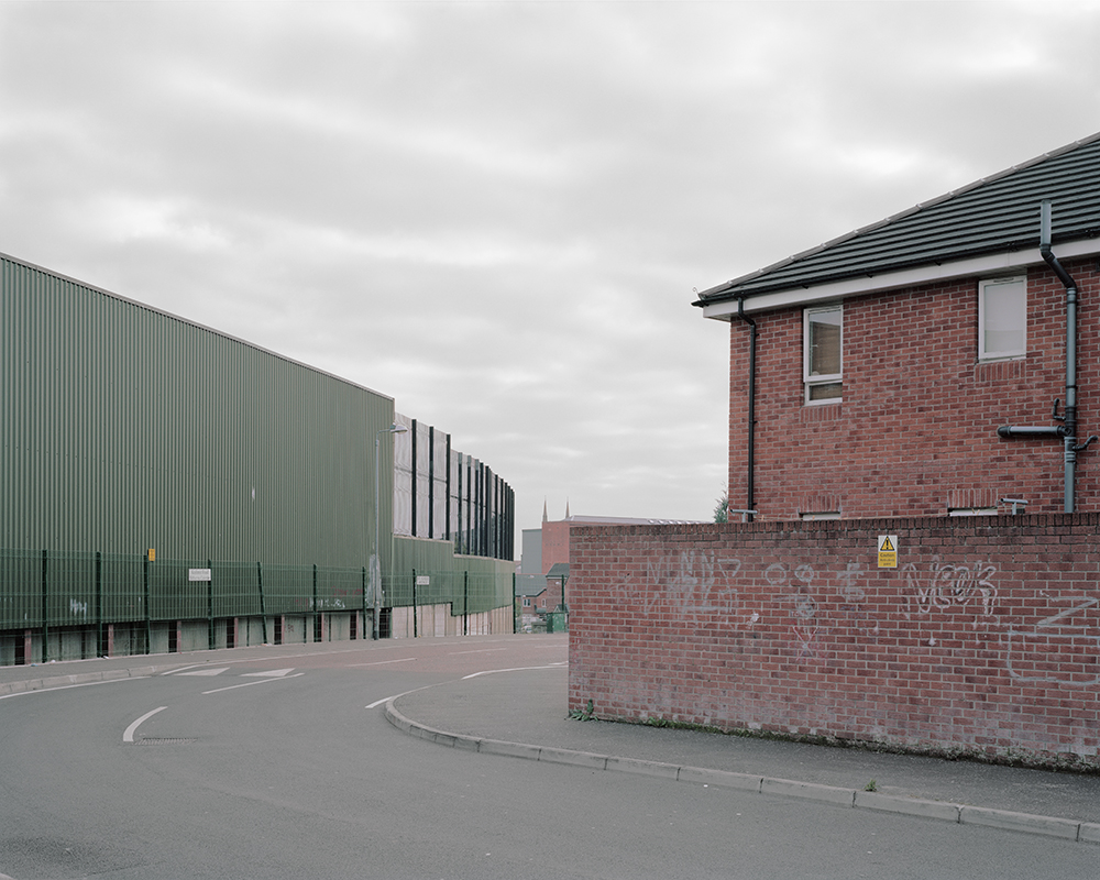 """INTERFACES"", sans titre, Belfast, 2015."