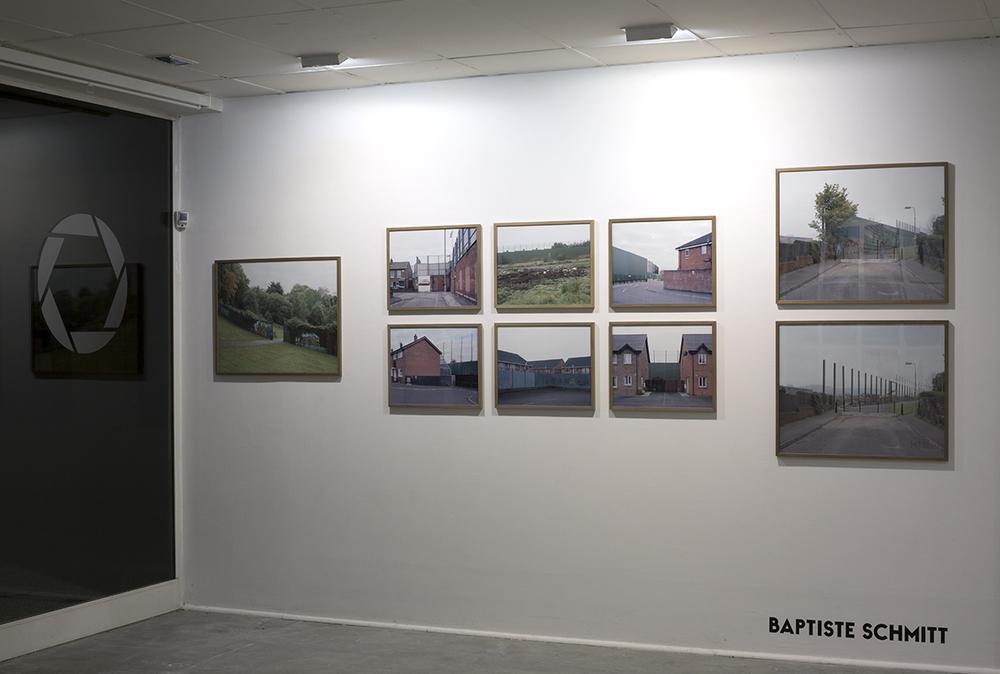 Vue d'exposition, La Chambre, Strasbourg, 2016