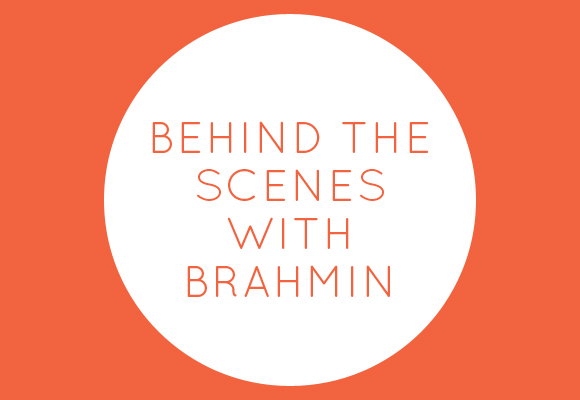 Behind the Scenes with #Brahmin