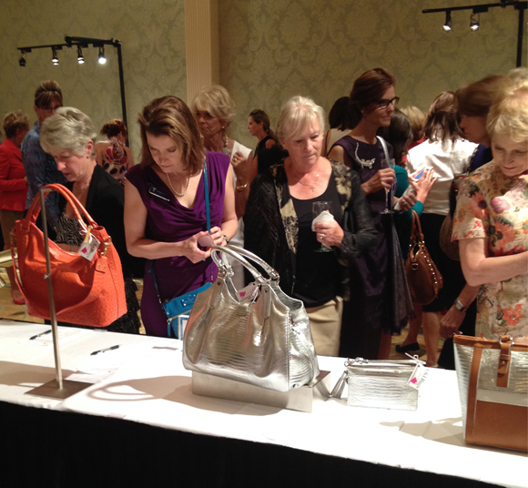 #Brahmin Old Bag Luncheon