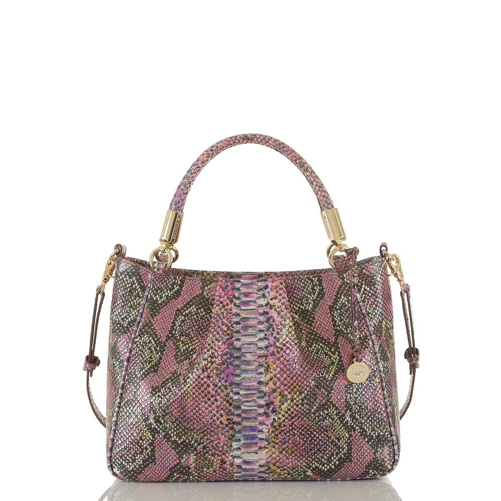 The Ruby Satchel
