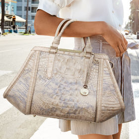 Shop now at Brahmin.com