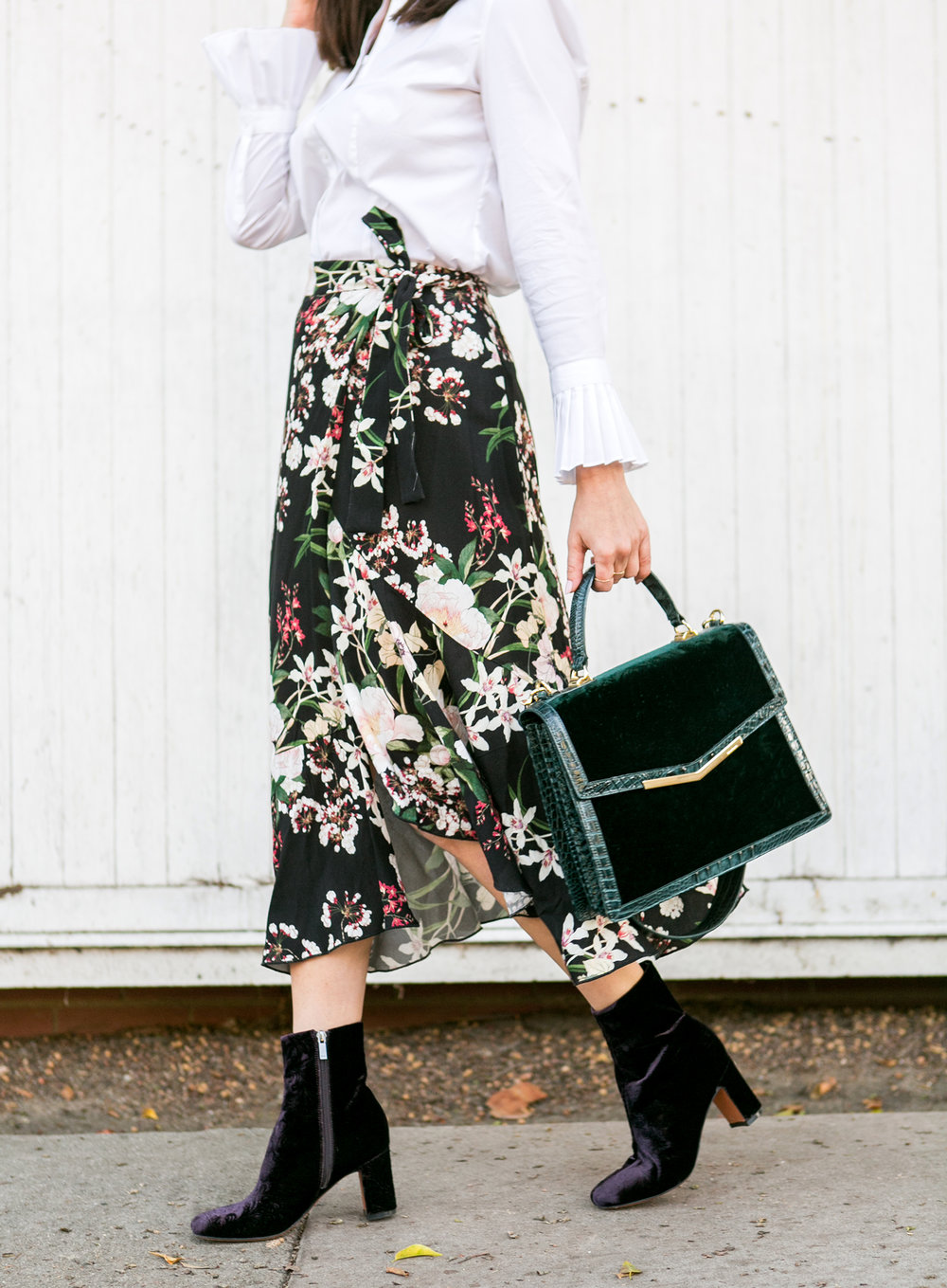Sydne-Style-shows-how-to-wear-velvet-for-fall-in-brahmin-green-bag-and-marc-fisher-purple-booties.jpg