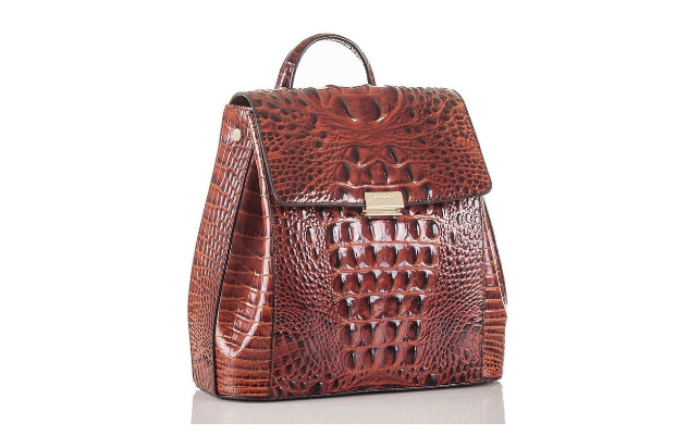 Margo Backpack in Pecan Melbourne