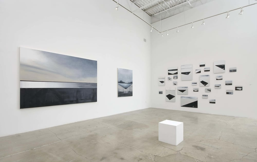Spillover, Installation View