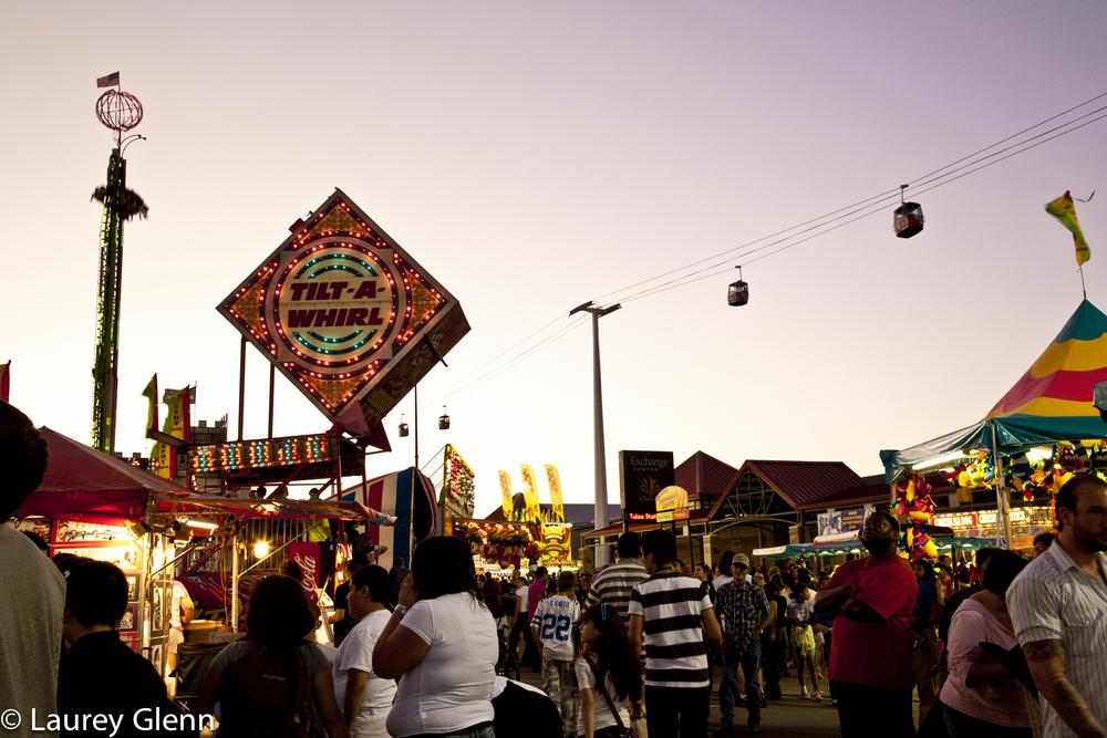 Tulsa State Fair, Tulsa, OK
